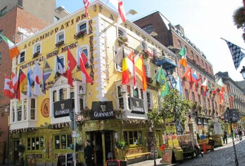 dublin bar and restaurants