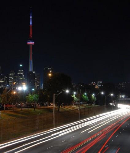 Ontario City Lights