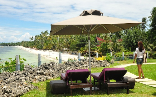 best resort alona beach