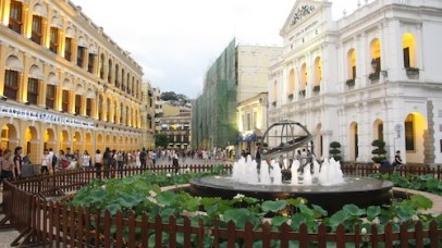 Europe or Asia? - Its Macau