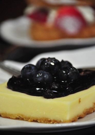Paulas Tru Blueberry Cheesecake