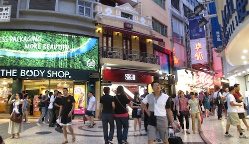 macau shopping tips