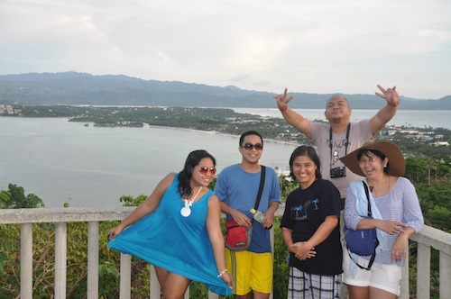Stopover in Mount Luho