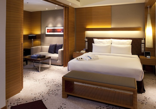 Business Class Superior Room @ Radisson Blu Cebu