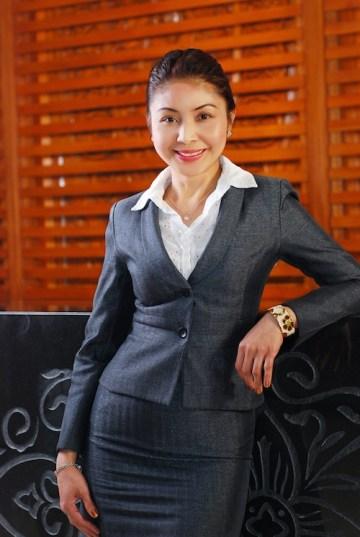 Mina Gervacio @ Radisson Blu Cebu