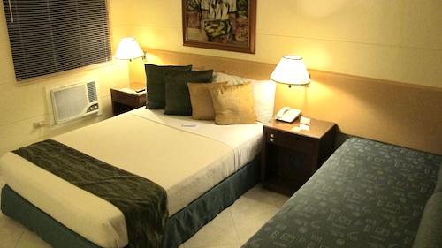 My Room In Patio Pacific Resort Boracay