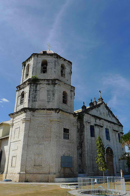 Old Spanish Church in Cebu