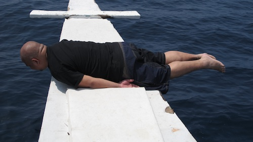 Planking in Cebu City