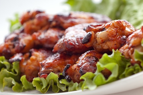 Sweet Thai Chili Chicken Wings
