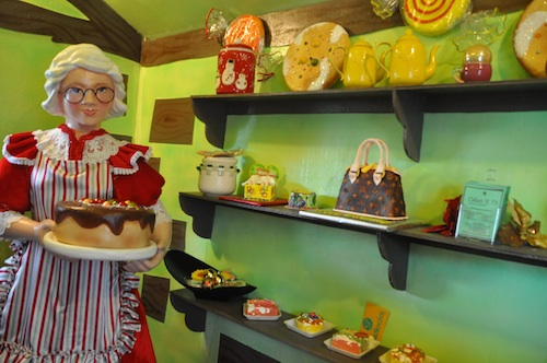Mrs Claus Kitchen