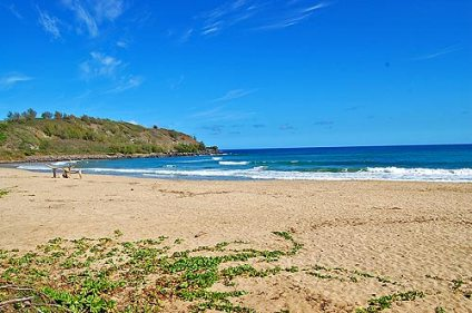 Rock Quary Beach