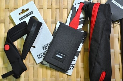New Travel Accessories from Crumpler
