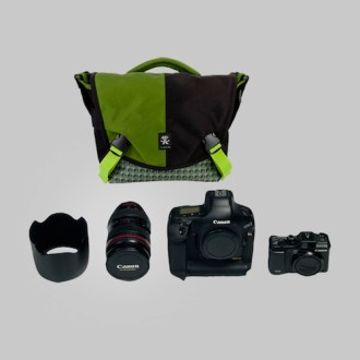 5 Million Dollar Home Camera Bag by Crumpler