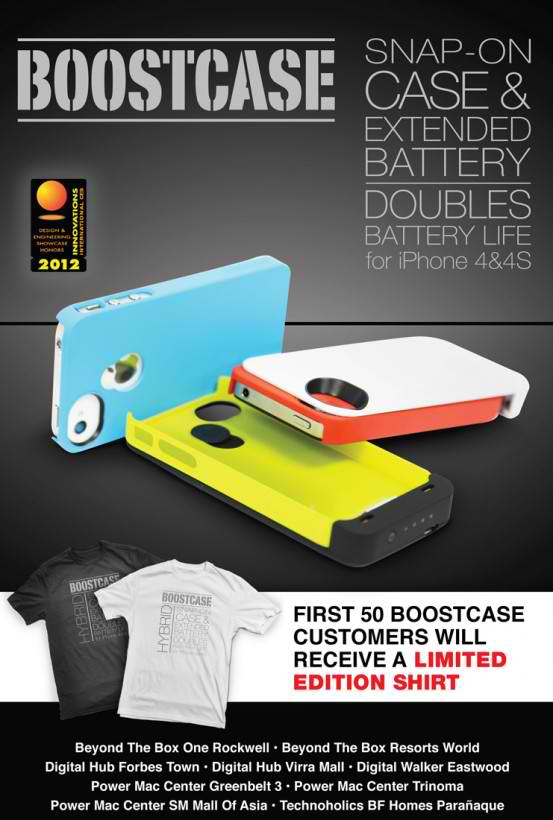 buy boost case philippines