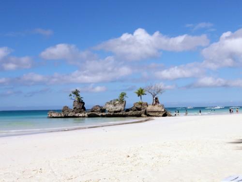 Boracay Island in Aklan