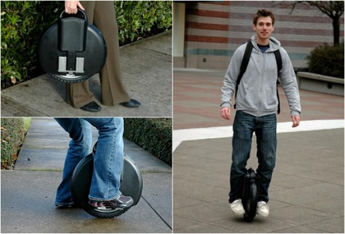 solo wheel travel gadget