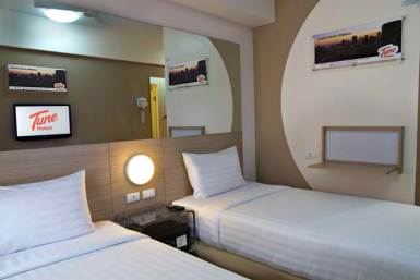 Tune Hotels Angeles City