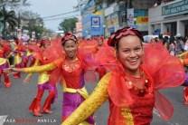 Festival Dancers in Magayon Festival
