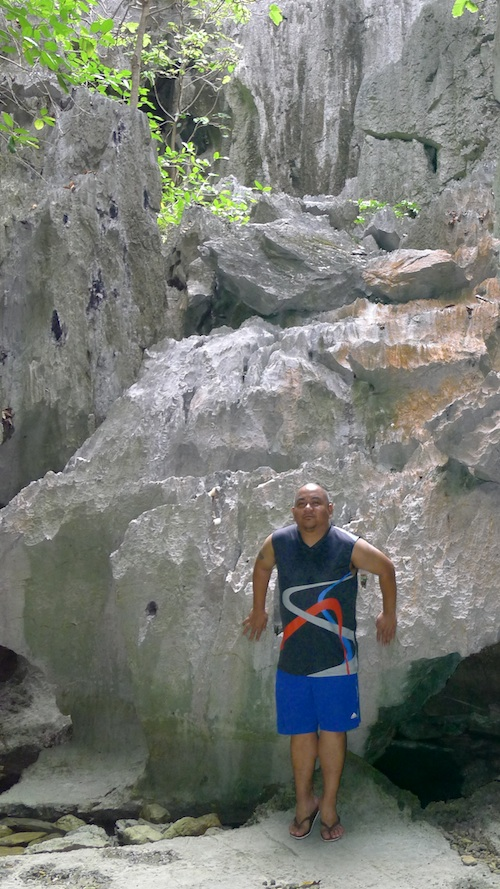Inside The North Cave