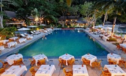 Lagen Island Resort Swimming Pool