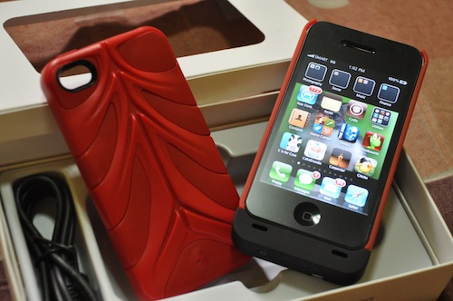 Old and New iPhone 4 Case