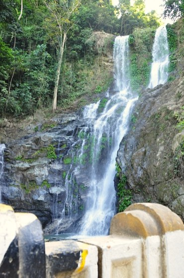 Tamaraw Falls