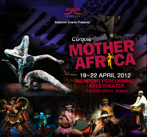 Cirque Mother (CircusMama) Africa Manila