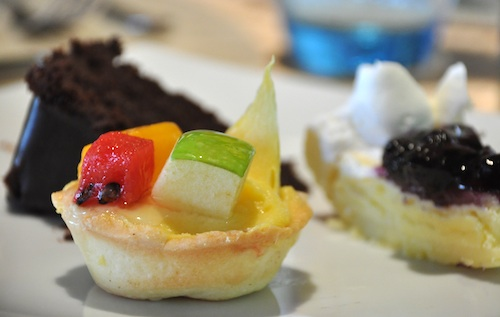 Desserts at Cafe Marco