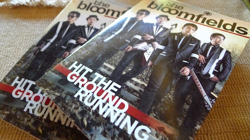 The Bloomfields Album - Signed Copy Yahoo!!