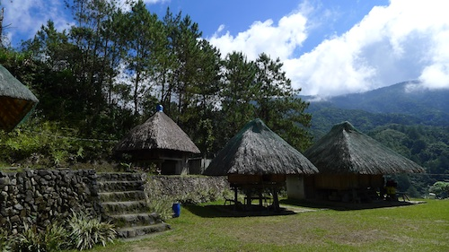 resorts in banaue