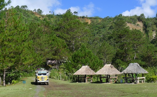 ifugao hut accommodation