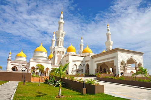 Biggest Mosque in the Philippines