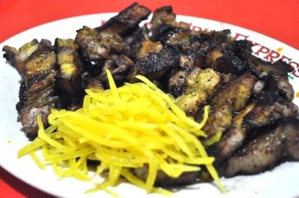 Grilled Porkchop