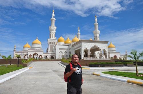 Melo Villareal in Cotabato City