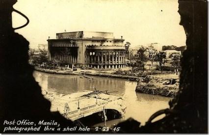 Postwar Manila Post Office Photos courtesy of Skyscrapercity.com