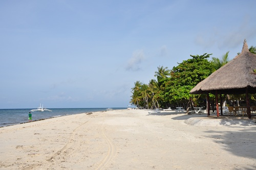 Beach Front Bohol Beach Club review
