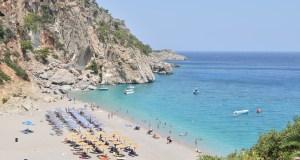 Beach in Marmaris Turkey