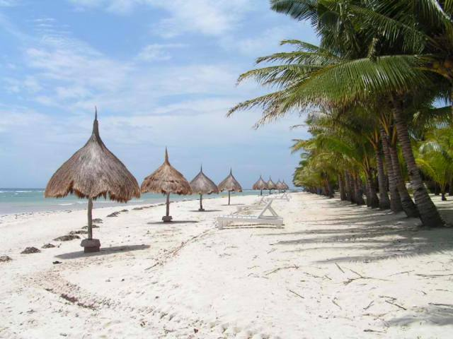 Bohol Beach Club Beach