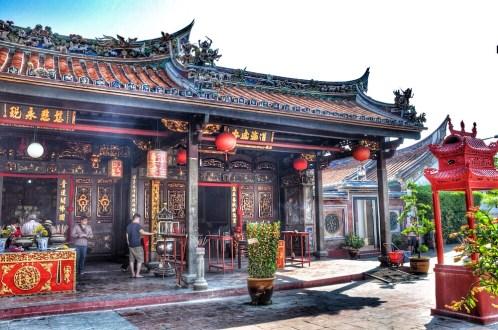 Chen Hoon Teng Temple in Malacca
