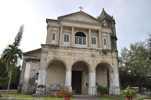 church in dauis bohol
