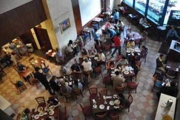 Kopitiam Restaurant at the Ground Floor