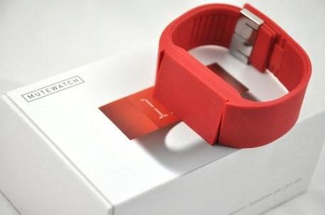 Mute Watch Red Version