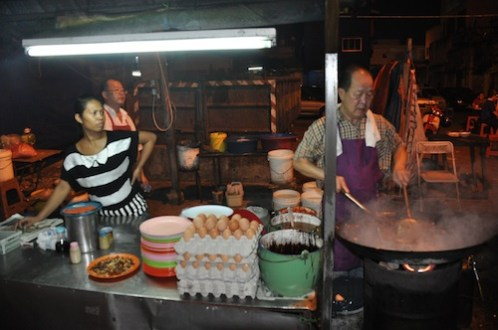 My favorite Char Kuey Teow Stall