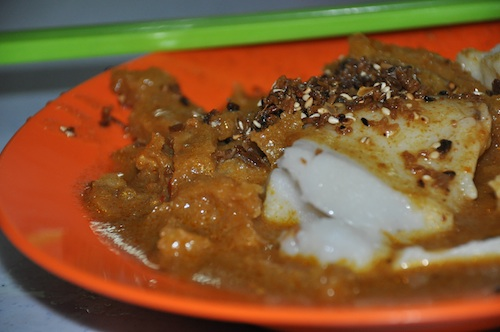 Pak Kou with Chee Cheong Fun