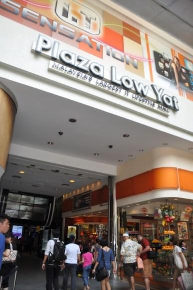 Plaza Low Yat in Malaysia