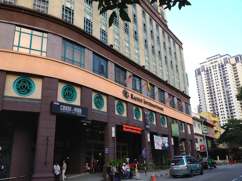 Radius International Hotel in Bukit Bintang