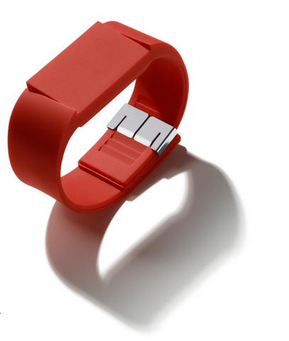 Red Stylish Watch