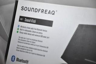 Soundfreaq SoundKick
