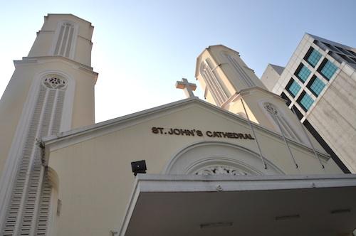 kuala lumpur catholic church