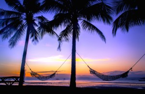 Sunrise Hammocks at Bohol Beach Club